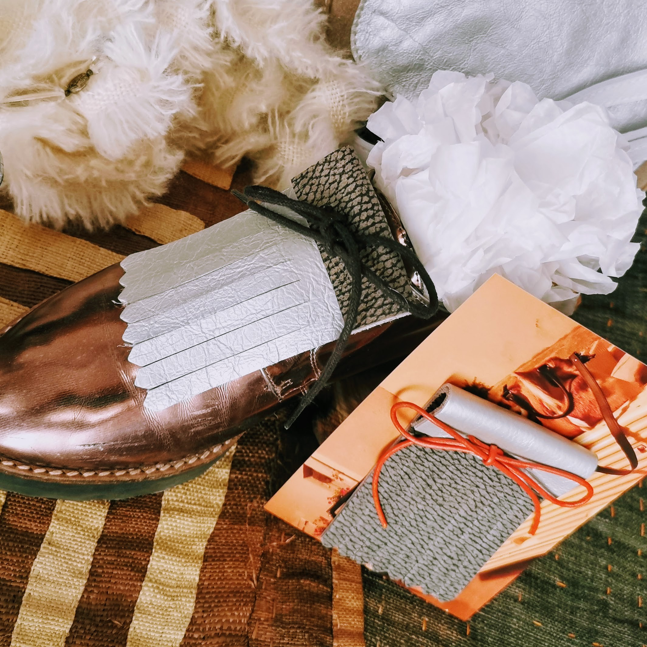 accessoires de souliers